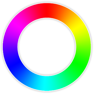 Colors on the Web > Color Theory > The Color Wheel